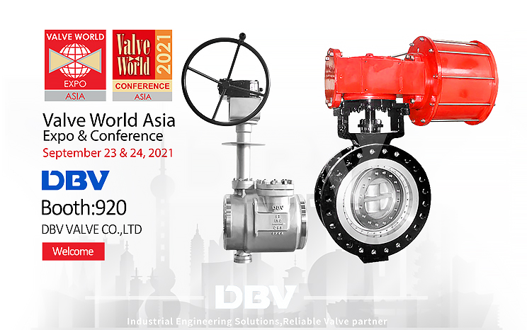 Valve World Asia Expo & Conference-2021